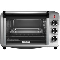 Horno Grill Electrico Black And Decker 24 Lts To3210