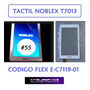 Touch Vidrio Tactil Para Tablet 7