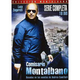 Comisario Montalbano Completa 11tem Joven Montalbano 42 Dvd