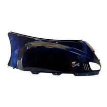 Cacha Bajo Asiento Izq (azul) Strato Euro 150 Motomel
