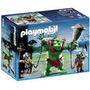 Playmobil 6004 Knigths Medieval,trol Gigante Zona Devoto