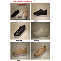Zapatilla Luna Chiara Temporada 2017 Outlet
