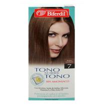 Biferdil Tono S/tono 7 Rubio Mediano Pack X 2un V Beautyshop