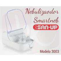 Nebulizador San Up A Piston Compressor Smart Neb 3003