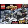 Lego Avengers Hydra Showdown Marvel Original