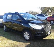 Chevrolet Spin 1.8 Lt 2013 Nafta Super Nueva!!!!