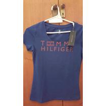 Tommy Hilfiger T Shirt Azul