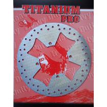 Kx,kdx,klx Kawasaki Todas Disco Freno Del Titanium Pro