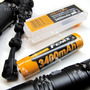 Bateria Recargable Fenix Pila Li-ion 3400mah 3.6v Tk22 Pd35