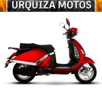 Moto Scooter Gilera Sg 150 Jazz 0km Urquiza Motos