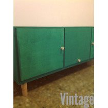 Comoda Vintage De Colores