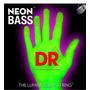 Encordado Dr Neon Para Bajo 5 Cuerdas