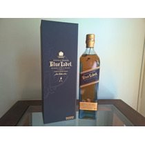 Whisky Johnnie Walker Blue Label 750ml - Escoces - Oferta!