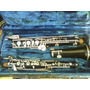 Oboe Kohlert Ebano- Con Sib Y Doble Fa- Made In Germany