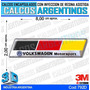 Calcomanias 3d Con Relieve, Accesorio Autos Vw Motorsport