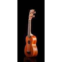 Ukelele Soprano Ohana Sk10 Caoba Aquila Strings Nuevo