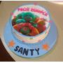 Bases Para Tortas Cupcakes Decoradas A Tono Bandeja Telgopor
