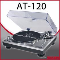 Audio Technica Lp-120 Bandeja Vinilo / Replica Technics 1200