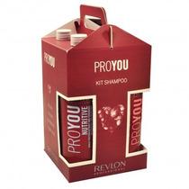 Pack Proyou 4 Shampoo X1000ml Revlon