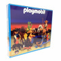 Playmobil Set Lejano Oeste 9513 4 Muñecos Casa Valente