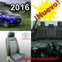 Funda Butacas Toyota Hilux 2016