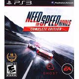 Need For Speed Ps3 Rivals Complete Edition Lgames