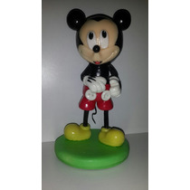 Mickey Mouse En Porcelana Fria