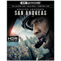 San Andreas - Terremoto 4k Blu-ray Ultra Hd + Blu-ray