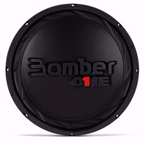 Subwoofer Bomber One 12 Pulgadas 200rms Zona Norte Wagner