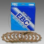 Kit Embrague Ebc Kawasaki Vulcan 500 Ex 500 Ltd 454
