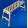Plataforma De Trabajo Plegable Robinson Aluminio 100x53x30cm