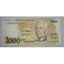 Brasil Billete De 1000 Cruzeiros