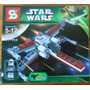 Nave Star Wars - X Wing + Captain Rex