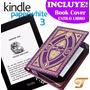 Kindle Paperwhite 3 E-reader Book + Funda Book Harry P!