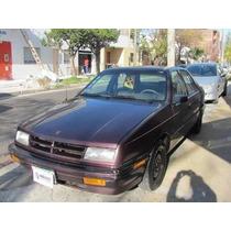 Dodge Shadow 1992