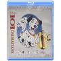 Blu Ray 101 Dalmatas Diamond Edition + Dvd Nuevo Original
