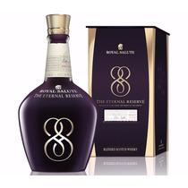 Whisky Chivas Regal 21 Años Royal Salute The Eternal Reserve