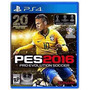 Pes 2016 Pro Evolution Soccer Ps4 Fisico (no Digital) Nuevo