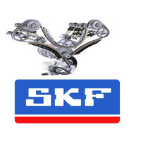 Kit Distribucion Skf Volkswagen Gol 1.6/1.8/2.0 + Remera !