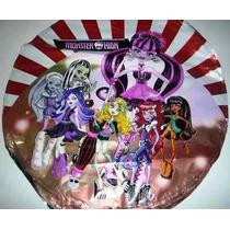 Monster High Globos Metalizados