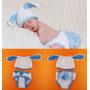 Disfraz A Crochet De Bebes Para Book De Fotos De 0 A 12 Mese