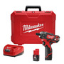 Atornillador 12v Litio 2 Baterias 31nm Milwaukee 2406-259a
