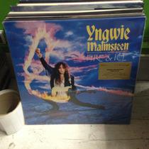 Yngwie Malmsteen Fire & Ice Lp Doble Nuevo Sellado