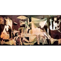 Guernica - Lienzo / Cuadro Sobre Bastidor - Pablo Picasso