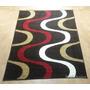 Carpeta Alfombra Style 100 X 150 Cm Living Moderna Fundasoul