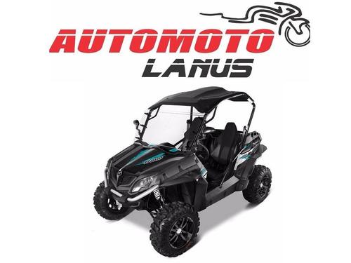 Utv Gamma Cfmoto Z-force 800 2017 0km Automoto Lanus