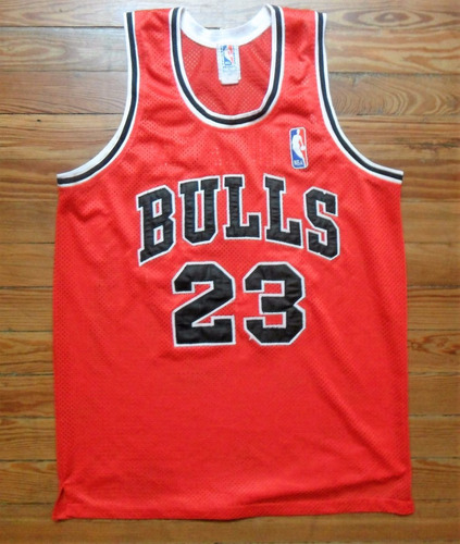 Camiseta Chicago Bulls 1990 Spalding Orig Epoca  23 Jordan 7d63f7f148e