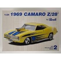 Revell Camaro Z28 Maqueta Para Armar Escala 1/24 La Plata