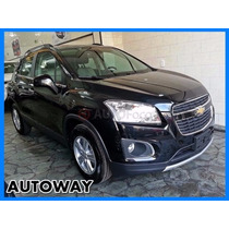Chevrolet Tracker 4x2 Ltz Manual-contado-entrega Inmediata!!