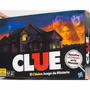 Clue El Clasico Juego De Misterio Resuelve El Crimen Hasbro